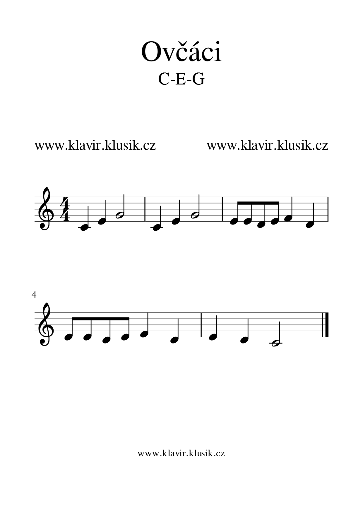 Ovčáci CEG-1